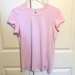 Alo CoolFit Top XL Pink Phoenix Shirt Dragon Boat